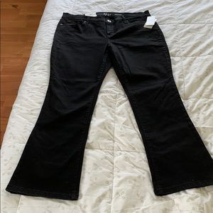 Never worn Style & Co black jeans